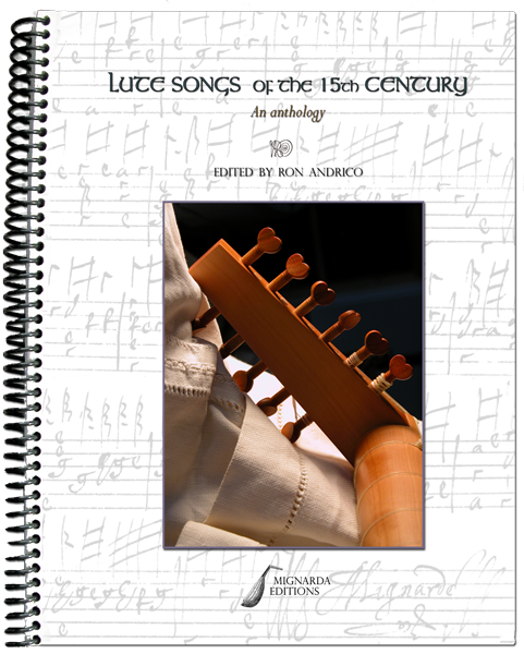 Lute songs of the 15th Century
