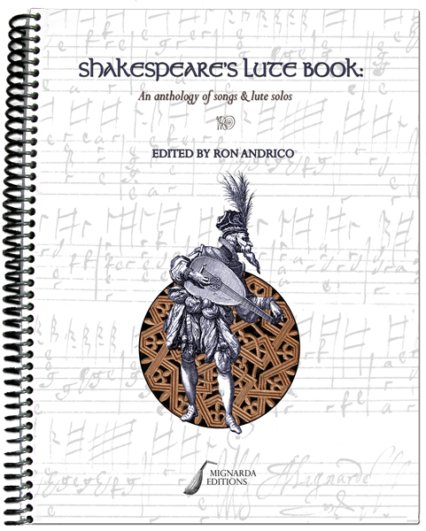 Shakespeare's lute book